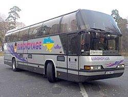 Международные автобусные рейсы из Киева в Германию