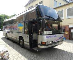 Автобус Дюссельдорф