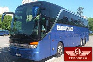 Билеты на автобус Киев Берлин