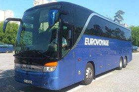 Поездка в Германию на автобусе