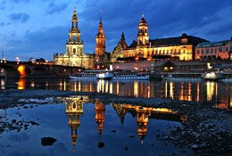 Поездки в Дрезден